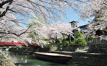観光スポット検索:大垣市内中心...