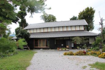 旧早野邸セミナーハウス